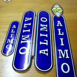 Decal-set Alimo (by Benotto)
